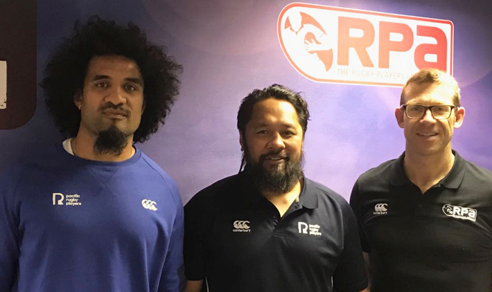 Pacific Rugby Players & Rugby Players Association Agree New Partnership